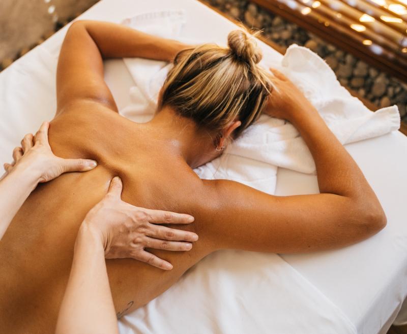 Intime Massage für alle Sinne